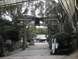 鎮守の杜 原田神社