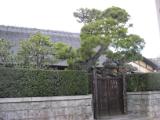 陣屋の長屋門